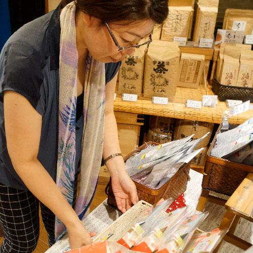 店内ディスプレイの指導・提案・商品陳列・レイアウト