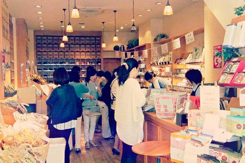 売れるお茶屋・売れる店作りとは?